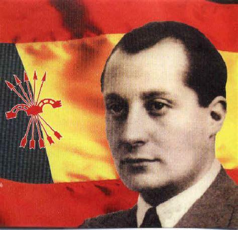 José Antonio Primo de Rivera, fundador y lider de la ...