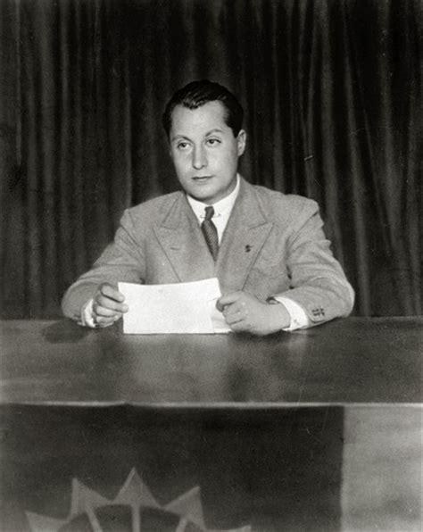 José Antonio Primo de Rivera no estuvo en el teatro de La ...