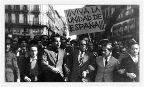 José Antonio y los Falangistas | Historia y Evolución de ...