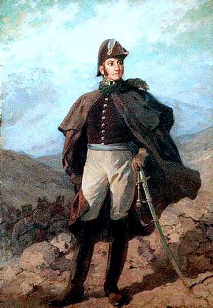 José de San Martín | Historia Universal