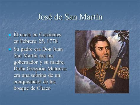José de San Martín y Bernardo O'Higgins - ppt video online ...