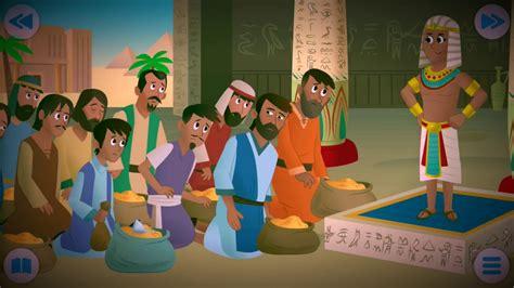 Jose el soñador | Historias de la Biblia para Niños en ...