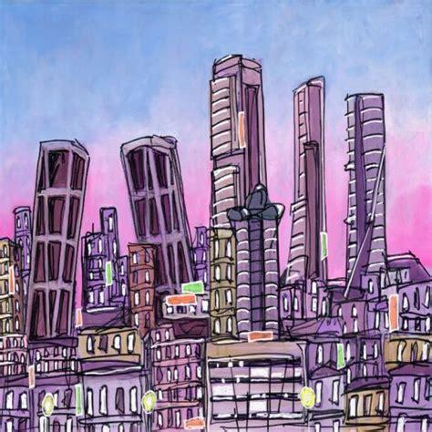 Jose G. Alcala: De Madrid al Cielo. Rascacielos de Madrid ...
