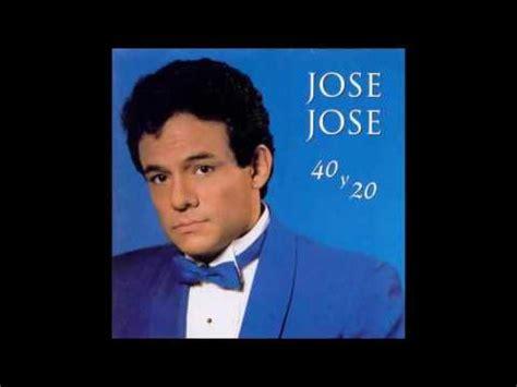Jose Jose Amar y querer - YouTube