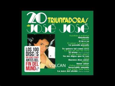 JOSE JOSE  EXITOS  VOL 2   FunnyDog.TV