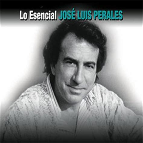 Jose Luis Perales | Discografía de Jose Luis Perales con ...