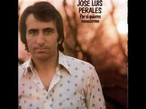 Jose Luis Perales Ella y El   YouTube