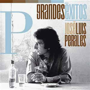 José Luis Perales   Grandes Éxitos  CD  at Discogs