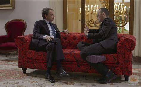 José Luis Rodríguez Zapatero y Risto Mejide en 'Viajando ...