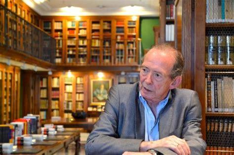 """José Manuel Blecua: """"Hay una visión anecdótica del trabajo ..."""