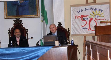 José Manuel Farfán Pérez – 50 Aniversario del I.E.S. San ...
