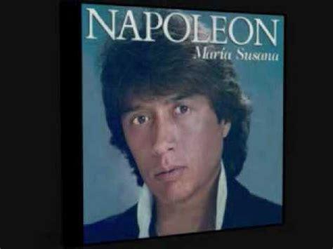 jose maria napoleon   a donde iras   YouTube
