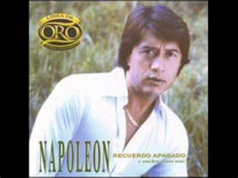 Jose Maria Napoleon Como olvidar.wmv   YouTube