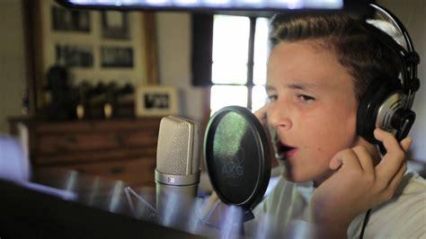 José María Ruiz (Ganador de La Voz Kids) durante la ...