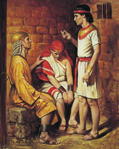 Joseph and the Butler and Baker (Joseph Interprets the ...