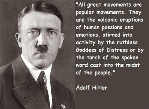 Joseph Pede Poetry: Adolf Hitler