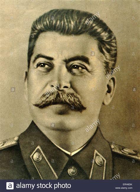 Joseph Stalin portrait. Soviet Russian ruler, leader ...