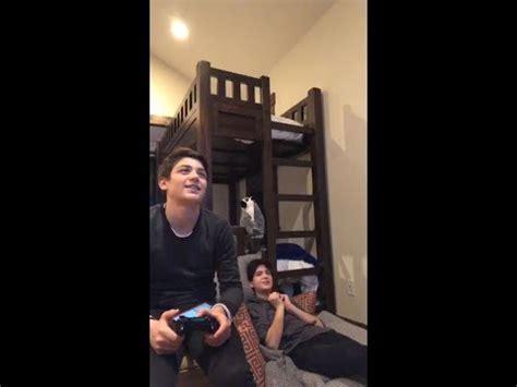 Joshua Rush, Asher Angel Instagram live stream part 2 / 20 ...