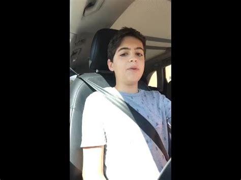 Joshua Rush Instagram live stream / 20 August 2017 - YouTube