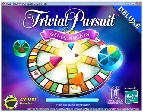 Jouer A Trivial Pursuit En Ligne Gratuitement En Francais