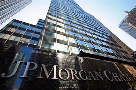 JP Morgan, el mayor banco de Estados Unidos