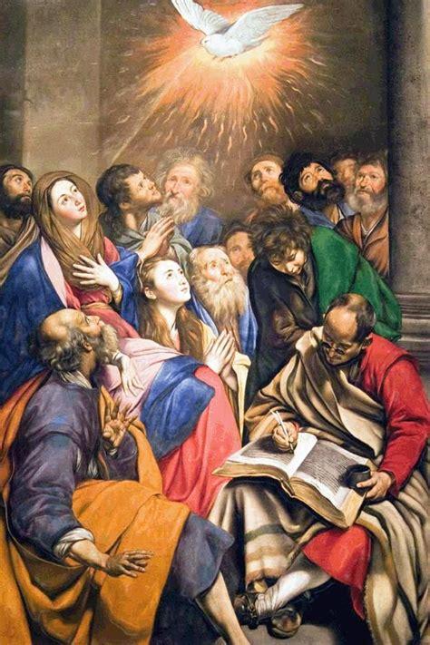 Juan Bautista Maíno  1581 1649 : Pentecostés. Museo ...