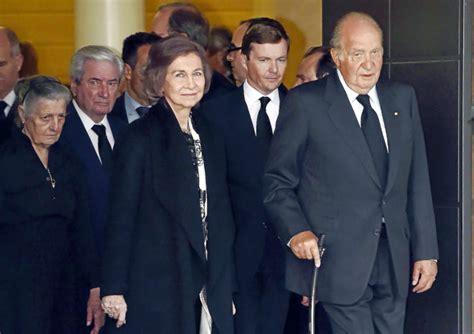 Juan Carlos y Sofía, más juntos que nunca frente a las ...