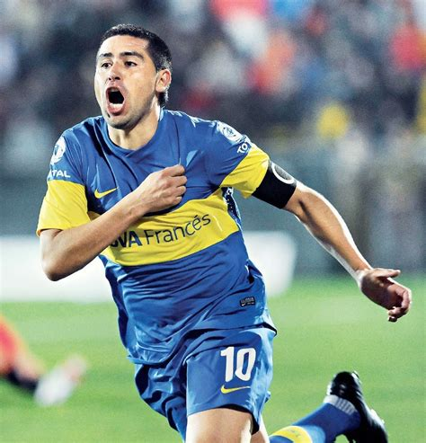 Juan Román Riquelme: Personifying the beauty of the ...