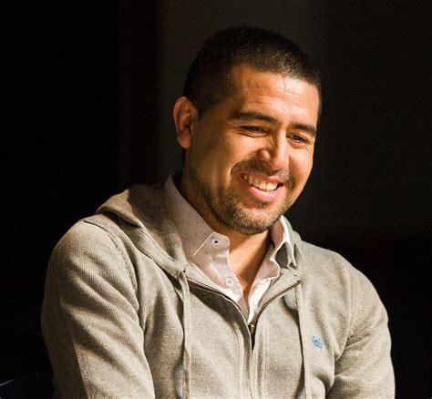 Juan Román Riquelme - Wikipedia