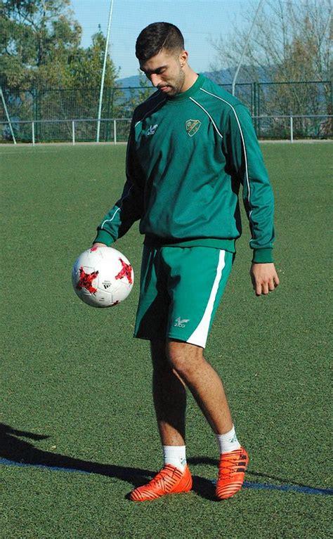 Juanito Bazo, nuevo jugador del Coruxo   Grada3.COM