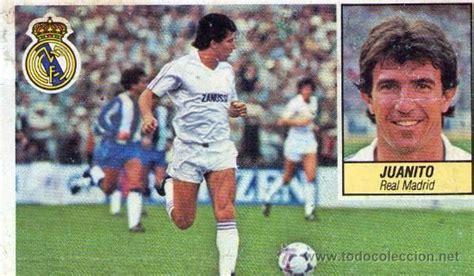 juanito | Real Madrid | Pinterest | Cromos, Fútbol y Español