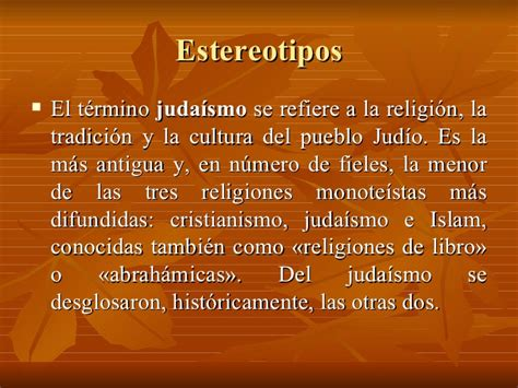 Judaismo I