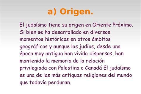 Judaismo religión