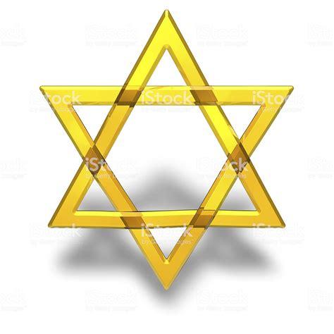 Judaísmo Símbolo Religiosoestrella De David - Fotografía ...