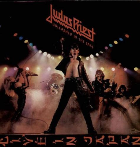 Judas Priest - Unleashed In The East (Live In Japan ...