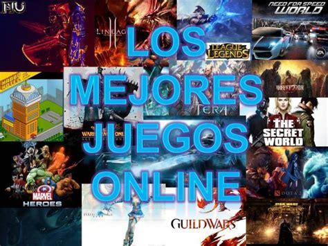 Juega a los mejores Juegos en Linea Gratuitos | Gadgets ...