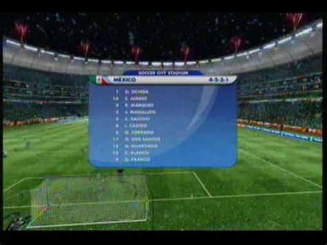 Juego 04 XBOX 360: Mundial Sudafrica 2010. Octavos de ...