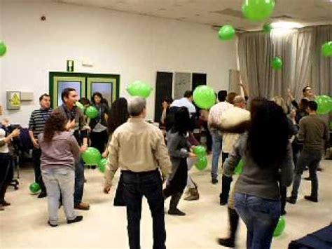 Juego con globos - Jornada Dinamizadores Sevilla Diciembre ...