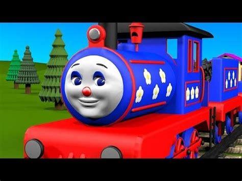 Juego de construcción: una locomotora de vapor. Los trenes ...