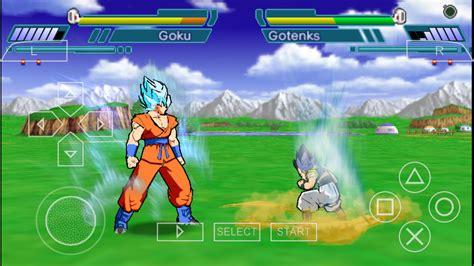 Juego de Dragon Ball Super en Android  Mod PPSSPP    Taringa!