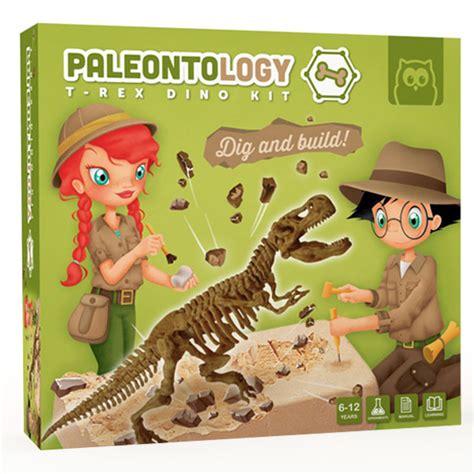 Juego de excavacion dinosaurio Eurekakids