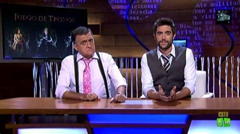 Juego de Tronos. El Intermedio (la sexta) 11-09-2012 - YouTube