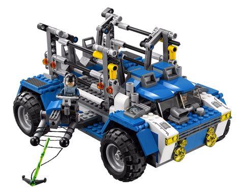 Juego Lego Jurassic World T. Rex Tracker 75918   $ 3,999 ...