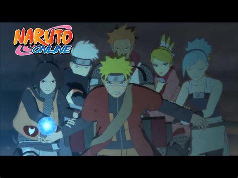 Juego Oficial de Naruto   Juego RPG - Naruto Online Español