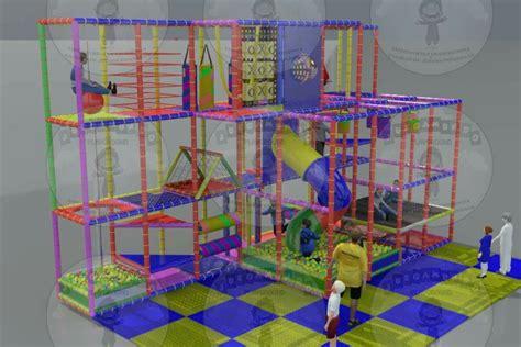 Juego Para Salon De Fiestas Infantiles Playground ...