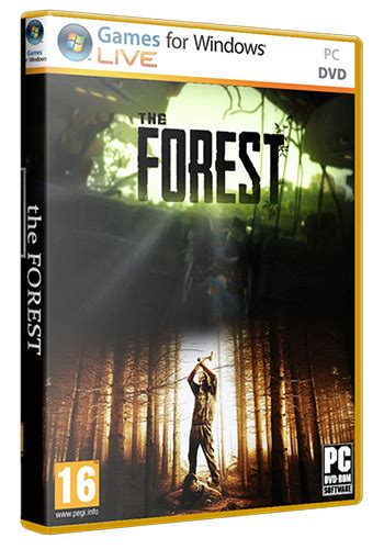 Juego PC The Forest   Identi