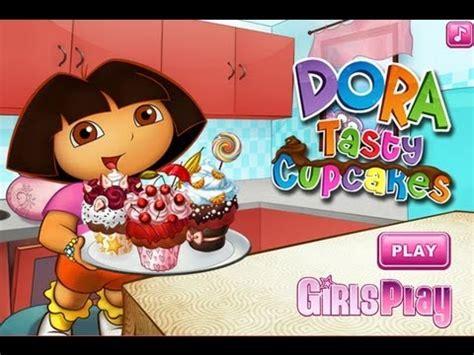 Juegos de Cocina con Dora   YouTube