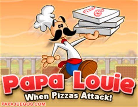 Juegos De Cocina Papa Louie Seonegativo Com