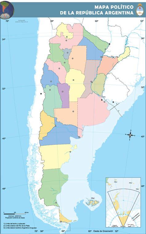 Juegos de Geografía | Juego de Provincias de la República ...