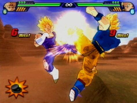 Juegos De Goku 3 Budokai Tenkaichi | Descargar Imagenes De ...